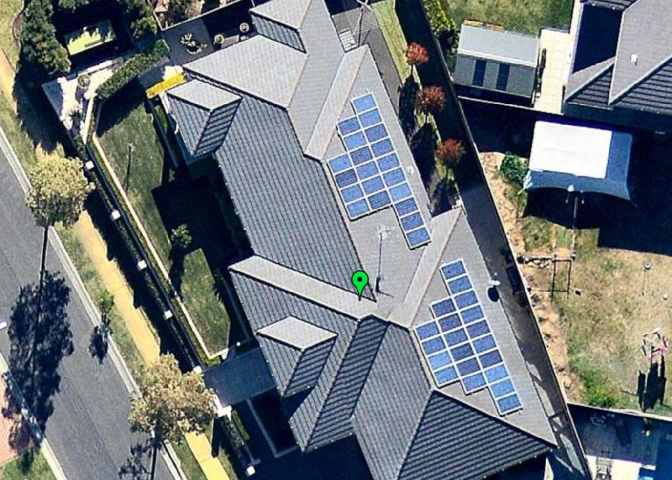 residential solar project image