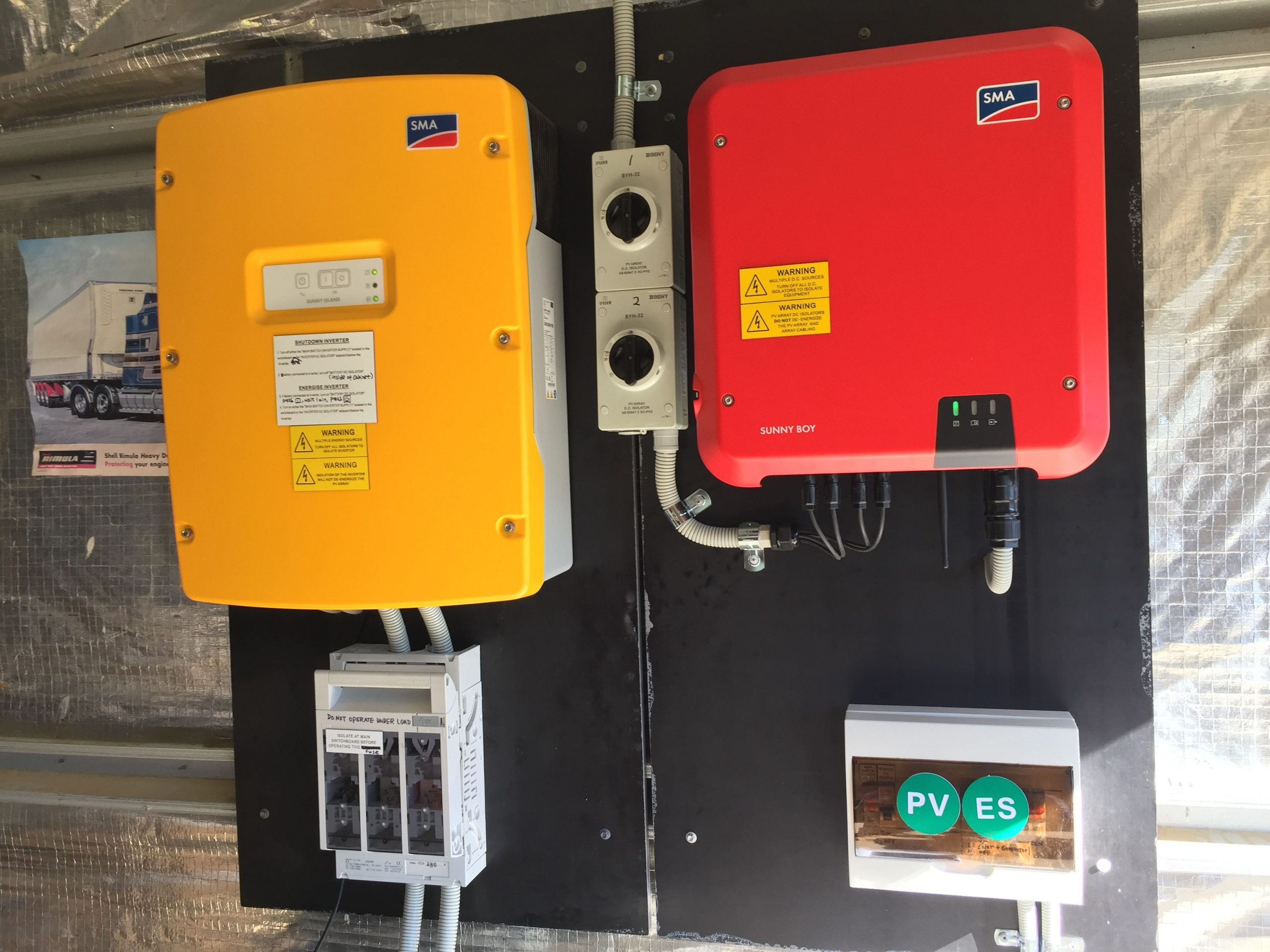 solar inverters by space solar