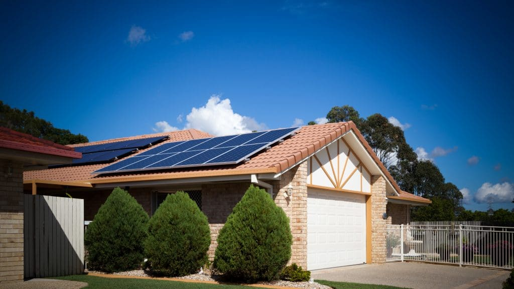 6.6kw solar system for home